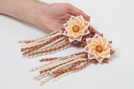 handmade hair accessories madeheart beautiful handmade hair accessories