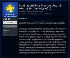 best playstation plus black friday deals daily deals 15 month playstation plus subscription for 35 ign