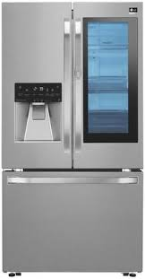 French Door Fridge Size - lg studio lsfxc2496s 36 inch counter depth french door