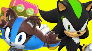 best colors learning video for children sonic boom toys shadow