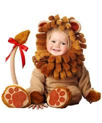 Baby Boy Halloween Costumes Lil Lion Baby Boys Halloween Costume
