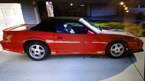 1992 camaro z28 convertible for sale 1992 chevy camaro z28 25th anniversary for sale photos technical