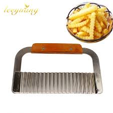 aliexpress com buy french fries cutter wooden handle stainless