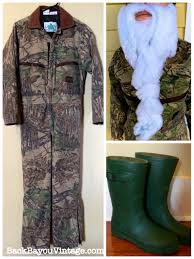 duck dynasty halloween costume diy duck dynasty costume back bayou vintage