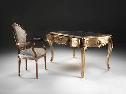 scrivania stile impero sedia stile impero prestige esposizione artigiani medesi meda mb
