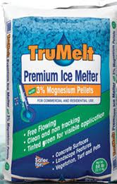 trumelt premium blended ice melter meltsnow com