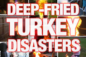 11 explosive fried turkey disaster eater