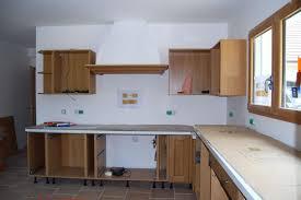 forme cuisine la cuisine la pose notre maison à veil picard