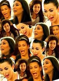 Ugly Cry Meme - kim kardashian ugly cry meme google search memes pinterest