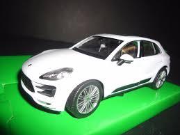 porsche macan turbo white welly 1 24 w b porsche macan turbo diecast car model ebay
