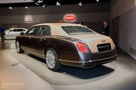 bentley mulsanne grand limousine how bentley made the mulsanne ewb long wheelbase look almost