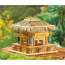 beach hangout birdhouse u2013 home decor eve