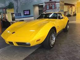 1973 chevy corvette for sale 1973 chevrolet corvette for sale carsforsale com