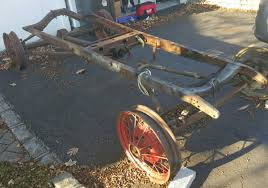 ford model a frame 4 sale the h a m b