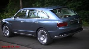 bentley suv 2016 price 2016 bentley suv new first teaser commercial bentley suv 2015