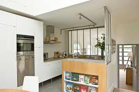 photo cuisine semi ouverte cuisine semi ouverte avec bar pour cuisine semi ouverte sur le salon