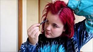 Chucky Makeup For Halloween by Chucky Doll Makeup Video Dailymotion