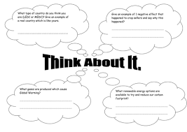 Global Warming Worksheet Ways To Combat Climate Change By Rozzas Teaching Resources Tes