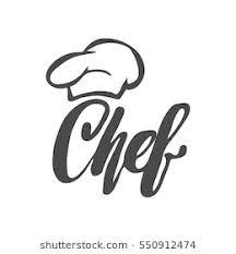 logo chef de cuisine le chef de cuisine chefs hat เวกเตอร สต อก 289381460
