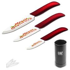 Ceramic Kitchen Knives Set by Online Get Cheap Red Ceramic Knife Set Aliexpress Com Alibaba Group