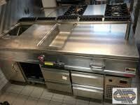piano de cuisine professionnel d occasion matériel fourneaux occasion 37 annonces