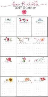 printable calendar 2017 for planner 50 2017 free printable calendars printable calendars free