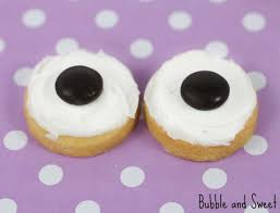 bubble and sweet decorating for kids easy eye cookies for halloween