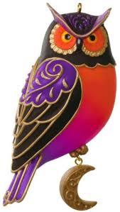 hallmark keepsake ornaments 2016 happy owl oween
