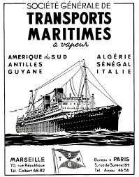 bureau of shipping marseille cana 1929 1955 part one