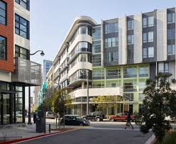 affordable housing and sophisticated design merge at mission bay