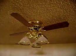 ceiling hugger fans with lights home depot