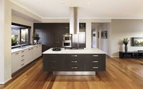 Kitchen Benchtop Designs Open Plan Living Kitchen Detail Drawer Storage In Island Bench