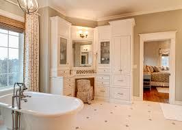 Built In Bathroom Cabinets Interesting Bathroom Built In Cabinets With Built In Bathroom