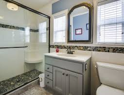 bathroom tile border ideas 398 best shower pebble tile and tile ideas images on