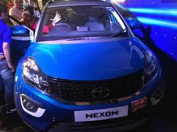 lexus motors mumbai tata nexon showcased at ganpati pandal in mumbai ahead of launch