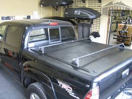 2010 toyota tacoma bed cover cascade rack rack installation undercover tonneau cover yakima