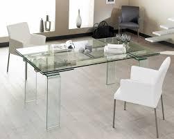 table cuisine verre table cuisine verre simple table plateau ceramique avec allonges