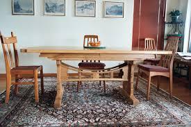 Custom Dining Room Tables - tables u2014 custom furniture u0026 high end woodwork in the bay area