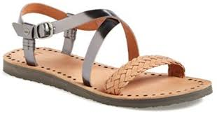 ugg jordyne sale ugg ugg jordyne sandal in metallic lyst