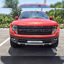 Ford Raptor With Lift Kit - ford raptor night vision