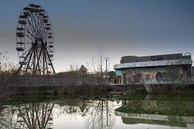 Six Flags Florida Abandoned Amusement Parks From Seph Lawless Photos Abc News