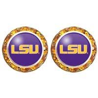 flirties earrings 37 best geaux tigers images on lsu tigers lsu and tigers