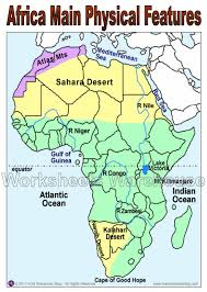 africa map physical social studies stuff mr daly s 7th grade 2017 2018