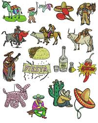 Mexican Flag Cartoon When You Click On The Images Below You Will See All The Designs