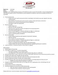 Staff Accountant Resume Sample by Resume Entry Level Accounting Resume Sample
