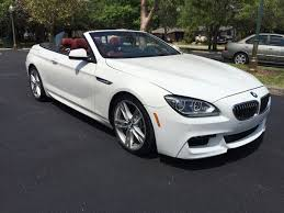 2014 bmw 640i convertible 2014 used bmw 6 series 640i convertible at a luxury autos serving