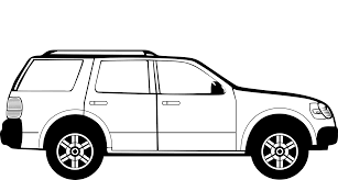 chevrolet suburban outline png clipart download free images in png