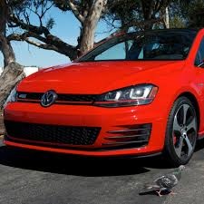 Test Drive 2015 Volkswagen Golf Gti Cool Hunting