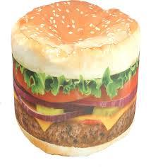 Cool Bean Bag Chairs Com Wow Works Hamburger Beanbag Chair 86776a Bean Bag