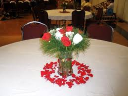 Vases For Flowers Wedding Centerpieces 33 Amazing Red And White Centerpieces For Weddings